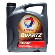 Моторное масло Total 5W40 Quartz 9000 SM 4л фото