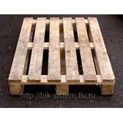 Поддоны деревянные б/у от 100 рублей