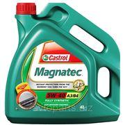 Моторное масло Castrol 5W40 Magnatec A3/B4 (С3) 4л фото