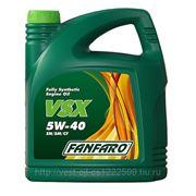 Fanfaro VSX 5W40 4L фото