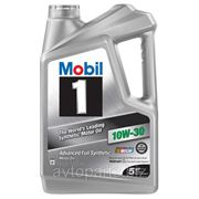 Моторное масло Mobil 1 Synthetic 10W30 4,83л фото