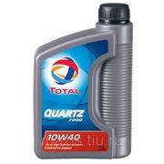 Моторное масло Total Quartz 7000 10w40 (1л)