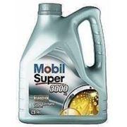 MOBIL Super 3000 X1 5W40 4л. фото