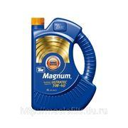 ТНК Magnum Ultratec 5W-40 4 л фото