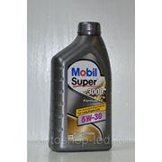 Mobil Super™ 3000 X1 Formula FE 5W-30 (1л.) фото