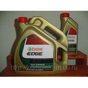 CASTROL EDGE 0W-40 фото
