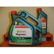 Castrol Magnatec 5W-40 фото