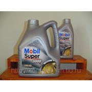 Mobil Super 3000 5W-40 фото