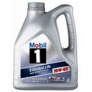 Масло Mobil 1™ Extended Life 10W-60 (4л.) фото