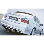 Накладка заднего бампера BMW Е90 HAMANN фото