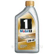 Масло Mobil 1™ 0W-40 (1л.) фото