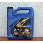 Elf EVOLUTION SXR 5W-40 фото