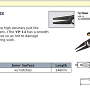 Миниплоскогубцы GOOT YP-11 фото
