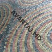 Тротуарная плитка, арт. 25 фото