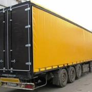 Тент на грузовые автомобили Алматы, Пошив тентов на грузовые автомобили. фото