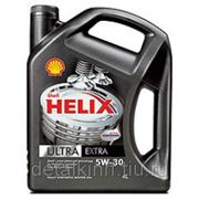 Масло моторное Shell Helix Ultra Extra 5w30, 4л фото
