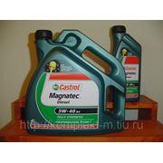 Castrol Magnatec Diesel 5W-40 фото