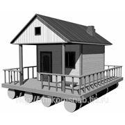 Плавучий дом фото