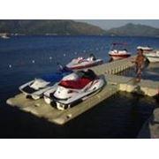 Понтоны для маломерных судов и площадок для отдыха