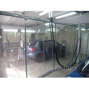 Шторы для автомойки прозрачные ПВХ по вашим размерам! фото
