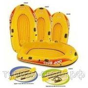 Intex Лодка Club 300 трехместная до 186 кг 211*117*41 см +акссесуары (58318)