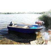 Лодка Диана 350
