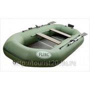 Лодка Flinc F300TL с транцем (жесткий пол) фото