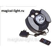 Магический LED шар мини 20 см. с музыкой фото