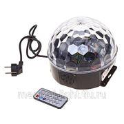 Магический LED шар 20 см. фото