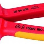 Плоскогубцы комбинированные особой мощности 02 06 200 KNIP_KN-0206200 фото