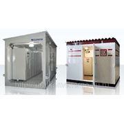 Модули для размещения мобильных конденсаторных установок фото