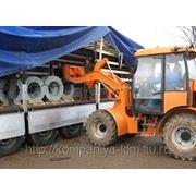 Навесное оборудование Вилы грузовые МАЗ-МАН