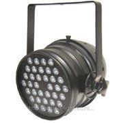 LED Par64 Светодиодный прожектор RGB 36шт 3Вт фото