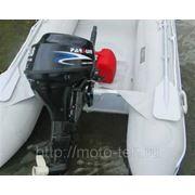 Подвесной лодочный мотор Parsun F — 9.9BML фото