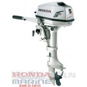 Лодочный мотор Honda BF 5A4 SU