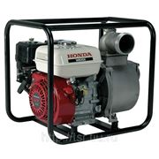 Мотопомпа HONDA для среднезагрязненных жидкостей WB30XT фото
