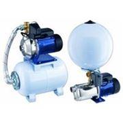Насосные установки с мембранным баком для подачи воды Lowara (Ловара) Sphere Units, Block и Genyo system фото