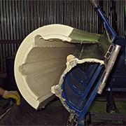 Пенополиуретан заливочный фото