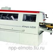 Компактный автоматический кромкооблицовочный станок SCM OLIMPIC K 230 фото