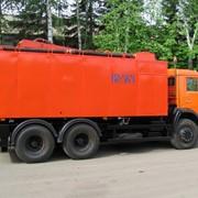 Машина каналоочистительная комбинированная КО-564 фото