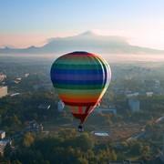 Полеты на воздушном шаре по всей Украине фото