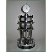 Твердомер с шариком для определения твердости резины и изделий погонажных профильных поливинилхлоридных ТШМ-2