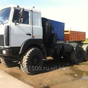 Седельный тягач МАЗ-6425Х9-450-051 фото