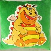 Подушки декоративные: Дракон Босс, Соня фото