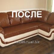 Перетяжка мягкой мебели в Саратове фото