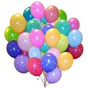 Воздушные шары с гелием фото