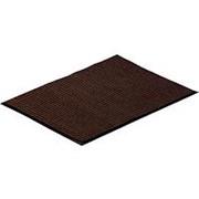 Коврик влаговпитывающий, ребристый, коричневый 60х90см (Vortex), 22090 фото
