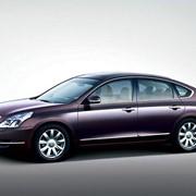 Аренда и прокат автомобиля Nissan Teana фото
