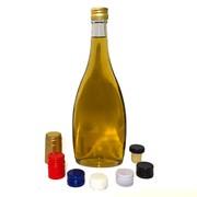 Стеклянная бутылка 0.5 л Лафема для алкоголя фото