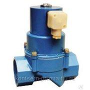 Клапан газовый КГЭЗ-10-100-220-М с регулированием н.з. Са2 907 024-40 фото